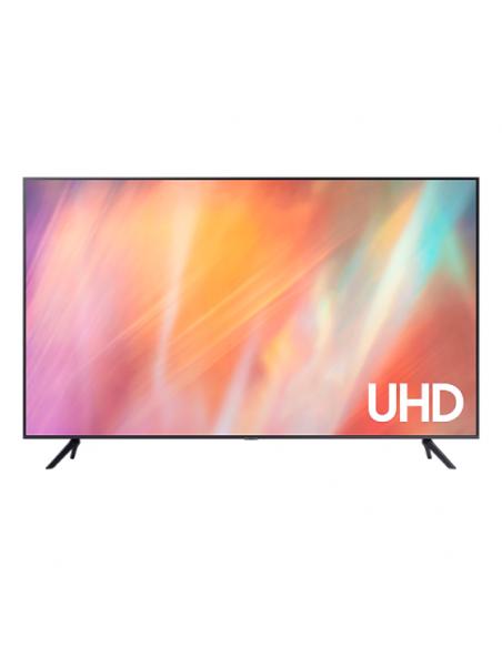 """Smart TV Samsung 55"""" 4K UHD AU7000 tienda oficial en Paraguay"""