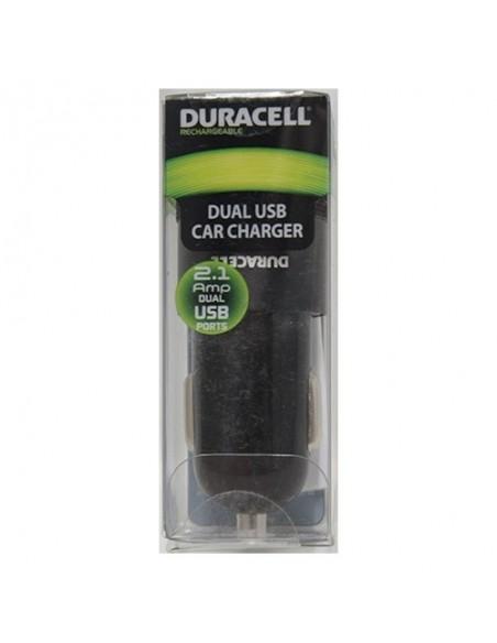 CARGADOR PARA AUTO CON DOBLE ENTRADA USB
