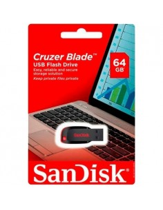 PENDRIVE SANDISK 64GB USB