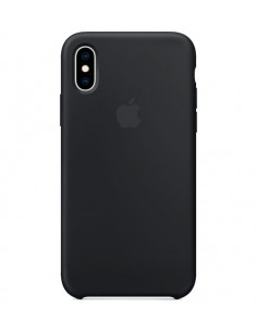 Protector Apple Silicone para iPhone XS