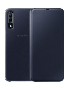 Funda Samsung Wallet Flip Case para Galaxy A70. Al mejor precio.