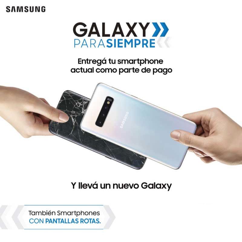 Samsung Galaxy para siempre