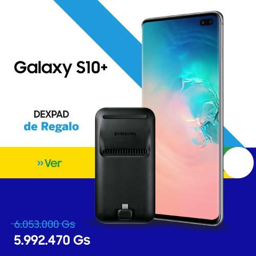 Celular - Smartphone Samsung Galaxy S10 plus - 128 GB al mejor precio en Paraguay