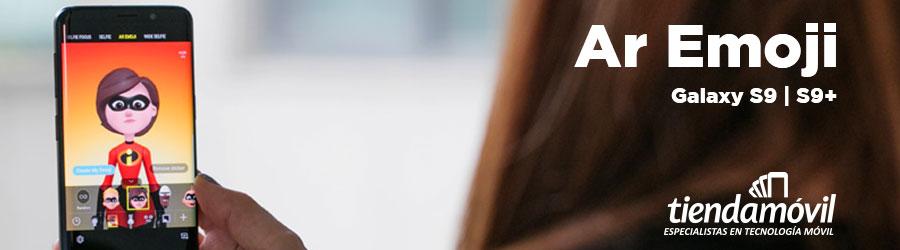 Samsung Galaxy S9 | S9+ añade nuevos AR Emojis de