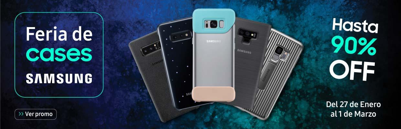 Encontra el protector para tu celular Samsung Galaxy con super descuentos.En Tienda Móvil Paraguay tenemos fundas originales de Samsung