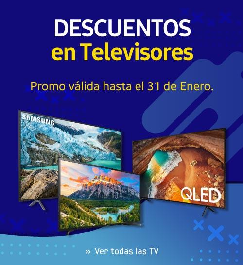 Televisores Samsung UHD 4k - full HD y Smart TV al mejor precio y más barato en Tienda Móvil Paraguay
