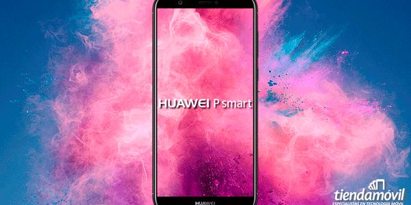 Conoce el nuevo smartphone de Huawei, el P Smart